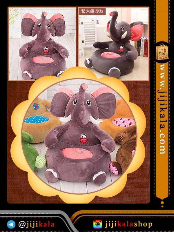 مبل کودک عروسکی فیل