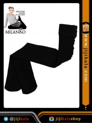 مشکی جوراب شلواری بچگانه-جوراب شلواری بچگانه ضخیم-جوراب شلواری بچگانه رنگی-جوراب شلواری بچگانه داخل کرکی