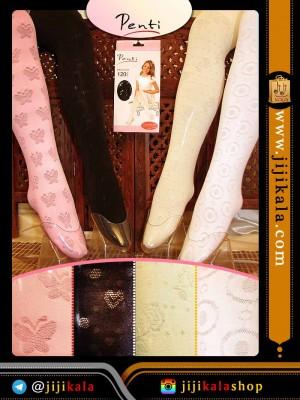 ساپورت بچگانه-جوراب شلواری بچگانه رنگی