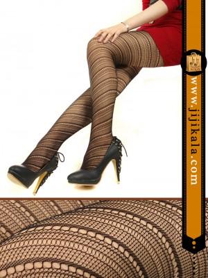 جوراب شلواری لونه زنبوری