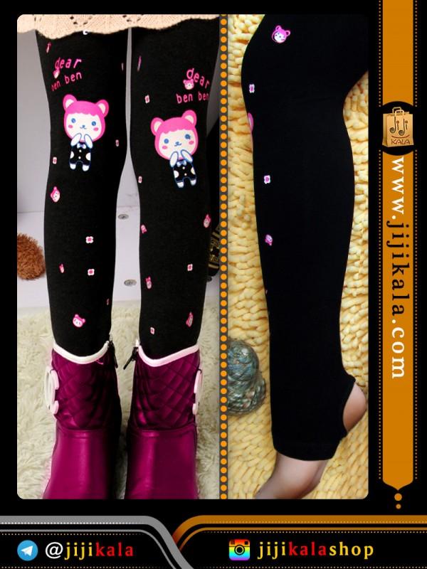 ساپورت _ ساق شلواری چاپ دار بچه گانه ( طرح بِن بِن)