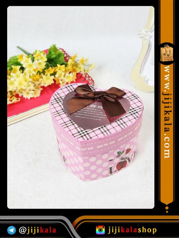جعبه کادویی قلبی ۸