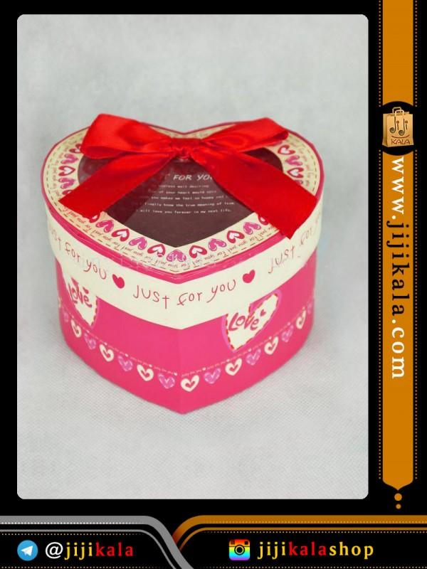 جعبه کادویی قلبی۳