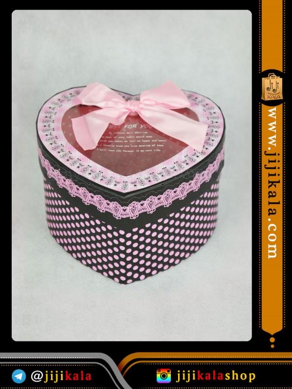 جعبه کادویی قلبی۴