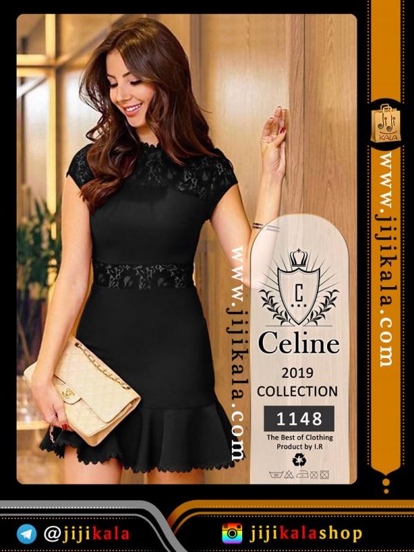 پیراهن عروسکی Celine