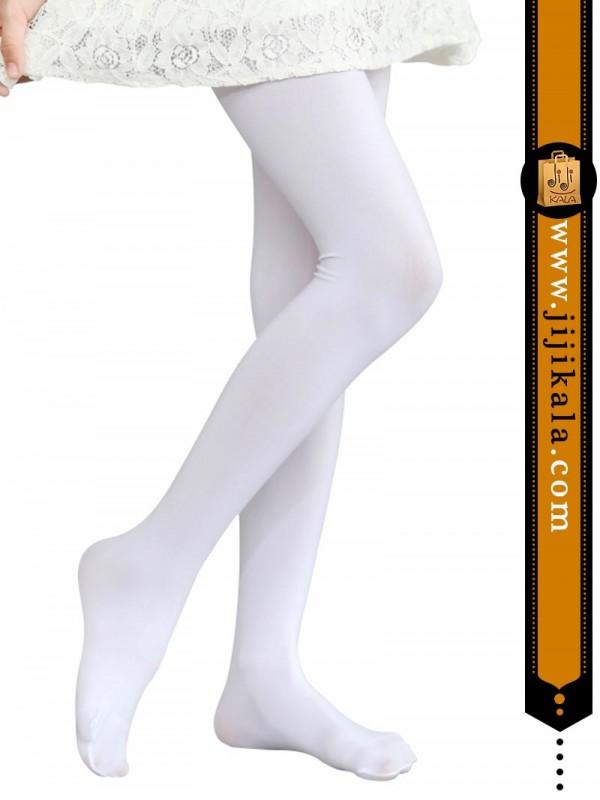 جوراب-شلواری-پنتی-سفید-۳