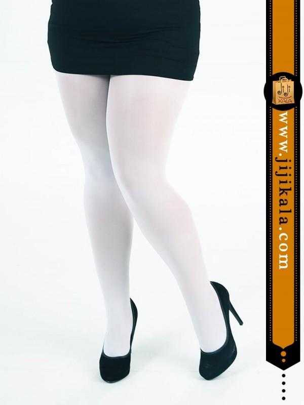 جوراب-شلواری-پنتی-سفید-۴