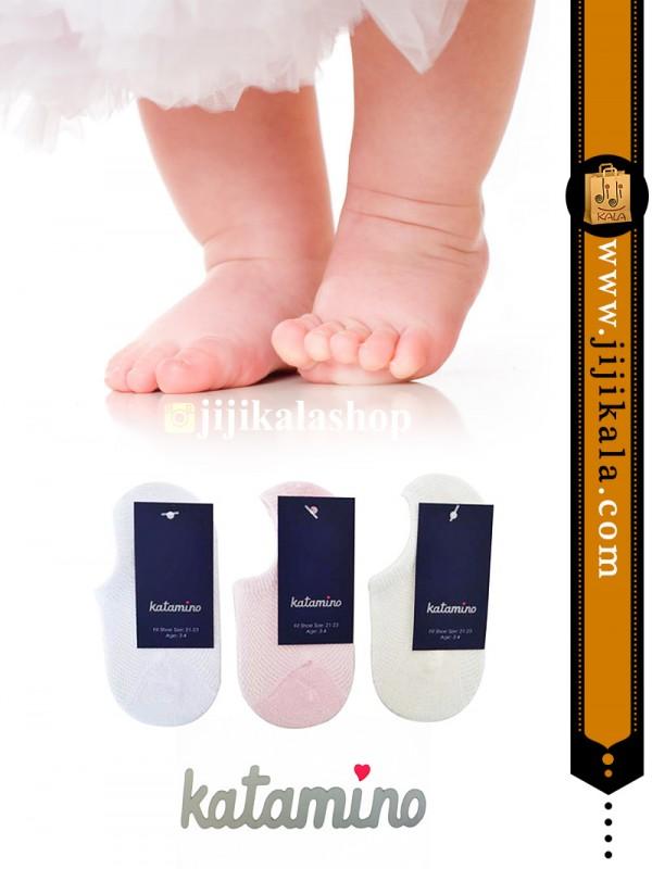 پاپوش-نوزادی-کاتامینو-اعلا-۱