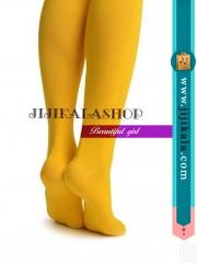 جوراب-بالازانو-زرد-2