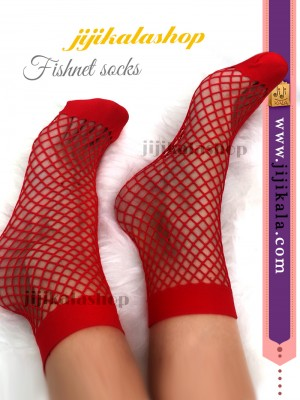 جوراب-فیشنت-قرمز-1