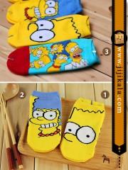 جوراب-کارتونی-سیمپسون-3