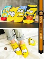 جوراب-کارتونی-سیمپسون-4