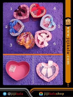 جعبه کادوئی قلب
