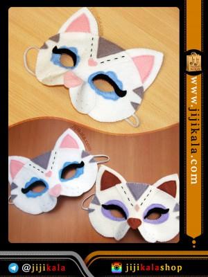 ماسک نمدی گربه