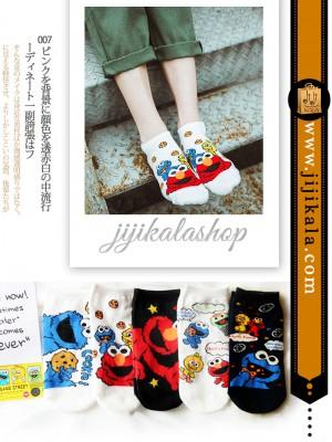 جوراب-کارتونی-کوکی-6