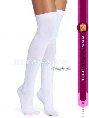 جوراب-بالازانو-سفید-6