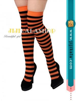 جوراب-بالازانو-نارنجی-1